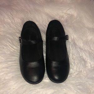 """""""Rule the School"""" girls uniform shoe"""
